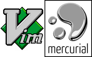 Using vim with Mercurial for diffs
